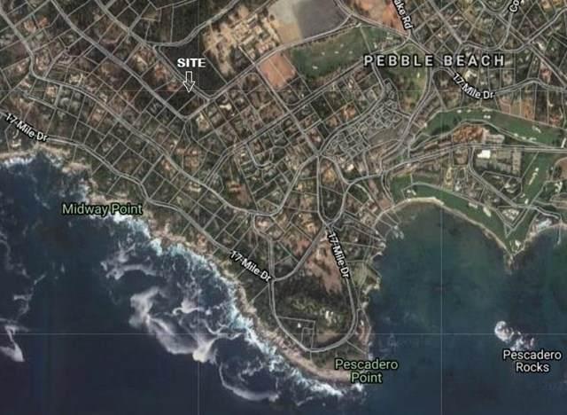 1272 Sombria Lane, Pebble Beach, CA 93953 (#ML81832746) :: The Brad Korb Real Estate Group