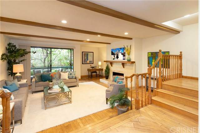 17842 Margate Street, Encino, CA 91316 (#SR21046712) :: Power Real Estate Group