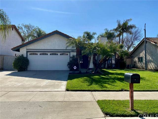 121 W Blue Jay Way, Ontario, CA 91762 (#TR21046564) :: Blake Cory Home Selling Team