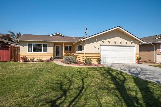 1843 Rochelle Drive, San Jose, CA 95124 (#ML81832769) :: Zen Ziejewski and Team