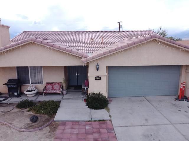 16153 Avenida Merced, Desert Hot Springs, CA 92240 (#219058388PS) :: Zen Ziejewski and Team