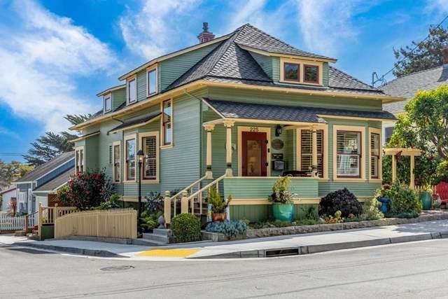 225 Lobos Avenue, Pacific Grove, CA 93950 (#ML81831589) :: The Brad Korb Real Estate Group