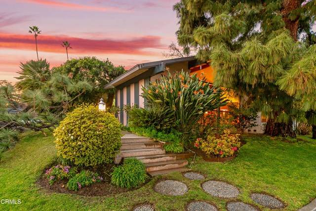 215 Highlawn Place, Altadena, CA 91001 (#P1-3631) :: The Laffins Real Estate Team