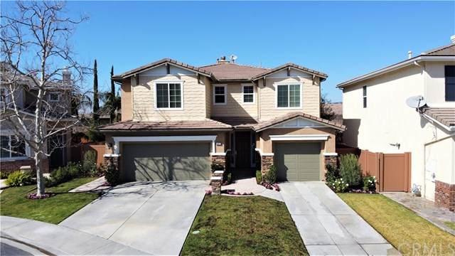 5813 E Treehouse Lane, Anaheim Hills, CA 92807 (#OC21046620) :: The Kohler Group