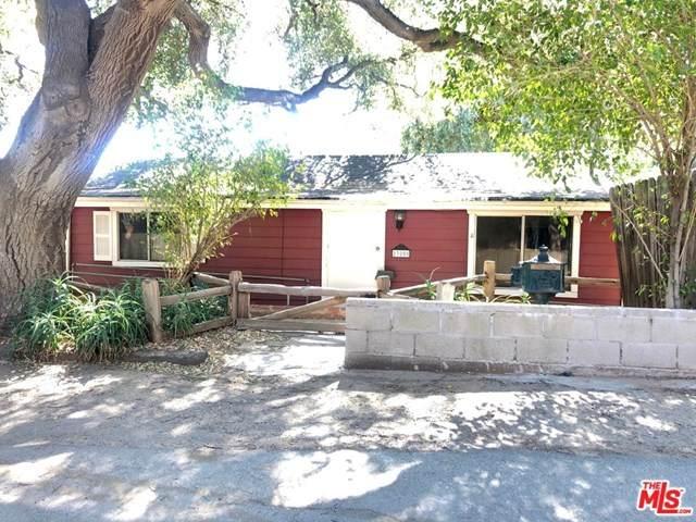 23200 Raymond Street, Chatsworth, CA 91311 (#21701164) :: Millman Team