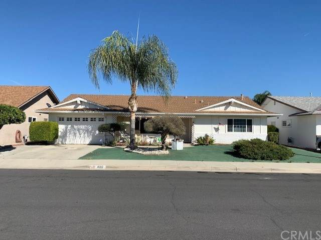 480 Whitney Drive, Hemet, CA 92543 (#SW21046868) :: The Marelly Group | Compass