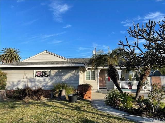 1241 E Eastwood Drive, Anaheim, CA 92805 (#PW21046851) :: The Brad Korb Real Estate Group