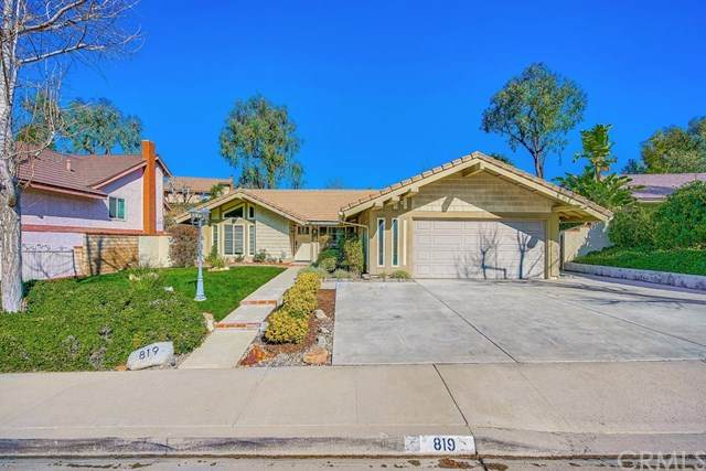 819 Calle Arroyo, San Dimas, CA 91773 (#CV21046853) :: The Costantino Group | Cal American Homes and Realty