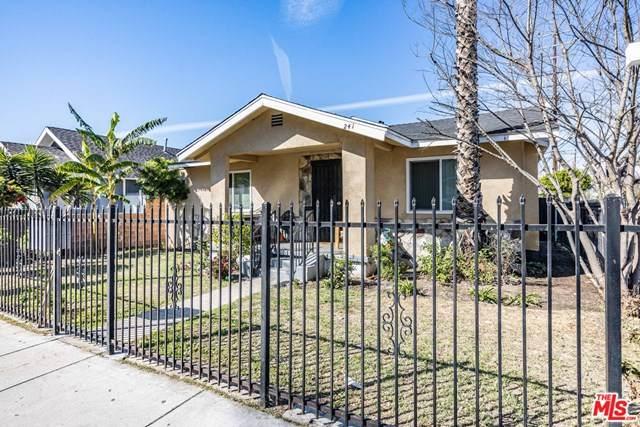 241 E 56Th Street, Los Angeles (City), CA 90011 (#21691744) :: Hart Coastal Group