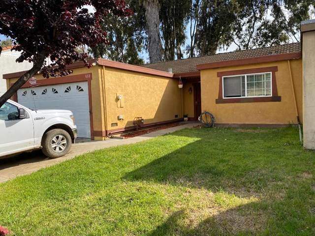 632 Alvarado Court, Salinas, CA 93907 (#ML81832828) :: The Brad Korb Real Estate Group