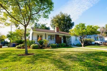 2641 Calanda Avenue, Altadena, CA 91001 (#P1-3636) :: The Laffins Real Estate Team