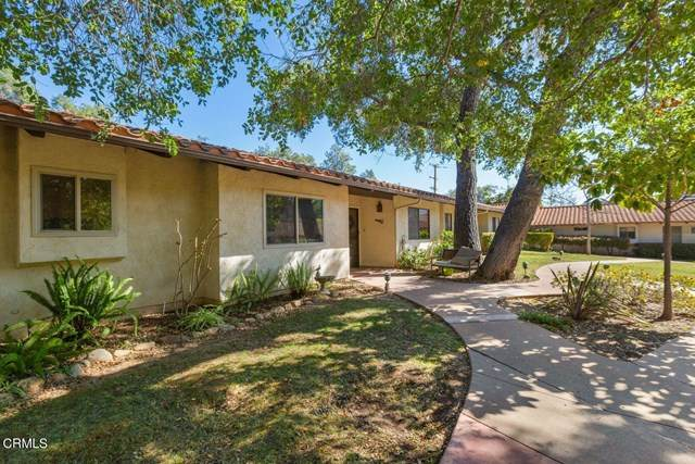 410 Church Road #54, Ojai, CA 93023 (#V1-4297) :: RE/MAX Empire Properties