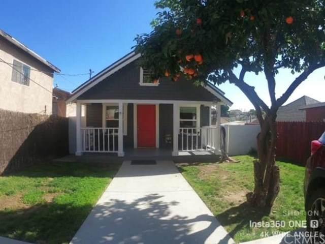 952 N Alma Avenue, Los Angeles (City), CA 90063 (#FR21046689) :: The Brad Korb Real Estate Group