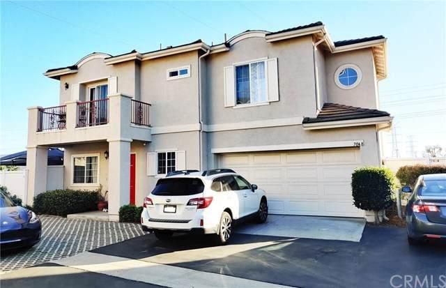 7048 Dinwiddie Street #11, Downey, CA 90241 (#PW21046940) :: The Brad Korb Real Estate Group
