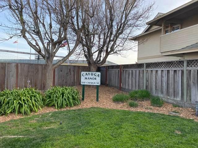 520 Cayuga Street #5, Salinas, CA 93901 (#ML81832838) :: The Brad Korb Real Estate Group