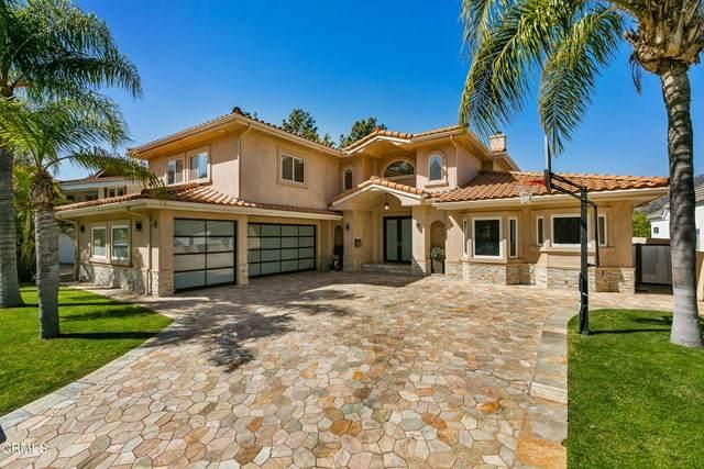 1155 Sweetbriar Drive, Glendale, CA 91206 (#P1-3639) :: RE/MAX Empire Properties