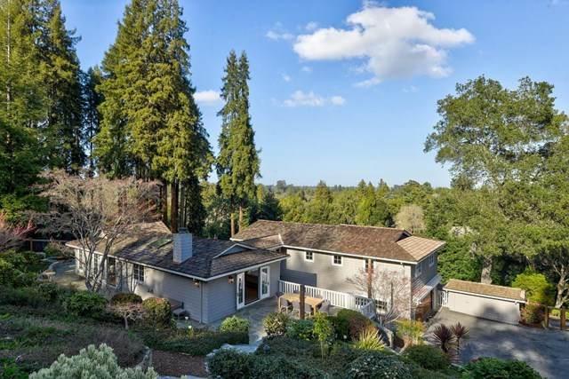 3710 Tripp Road, Woodside, CA 94062 (#ML81832853) :: The Brad Korb Real Estate Group