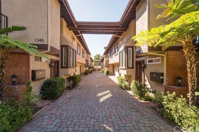 1348 E Orange Grove Boulevard #3, Pasadena, CA 91104 (#WS21047116) :: The Laffins Real Estate Team