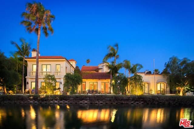 420 Carroll Canal, Venice, CA 90291 (#21701190) :: eXp Realty of California Inc.