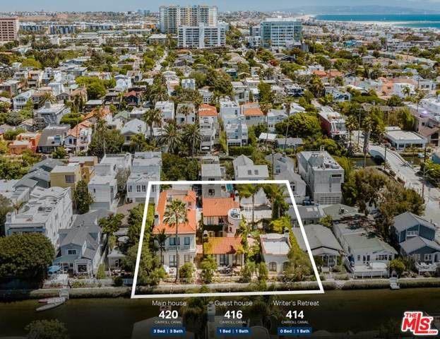 414 Carroll Canal, Venice, CA 90291 (#21701464) :: eXp Realty of California Inc.