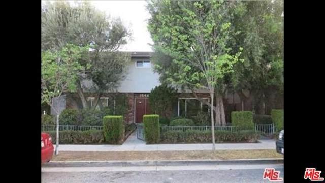 1544 Stanford Street #2, Santa Monica, CA 90404 (#21700346) :: The Laffins Real Estate Team