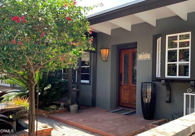 1253 E Elmwood Avenue, Burbank, CA 91501 (#P1-3640) :: RE/MAX Empire Properties