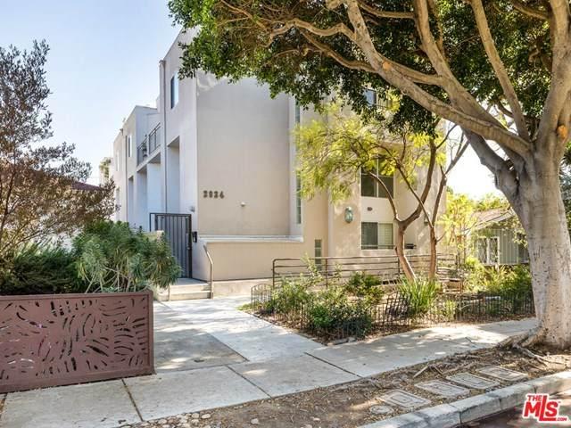 2824 Arizona Avenue #2, Santa Monica, CA 90404 (#21697022) :: The Laffins Real Estate Team