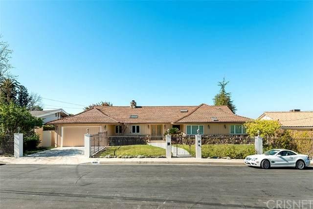 16303 Mandalay Drive, Encino, CA 91436 (#SR21047090) :: Power Real Estate Group