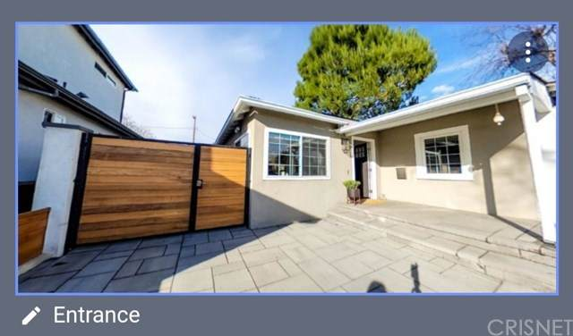 14721 Weddington Street, Sherman Oaks, CA 91411 (#SR21047208) :: The Parsons Team