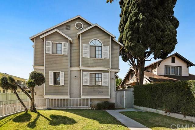 905 S 2nd Street B, Alhambra, CA 91801 (#PF21046838) :: The Parsons Team
