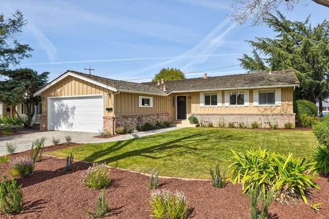 704 Hans Avenue, Mountain View, CA 94040 (#ML81832924) :: Hart Coastal Group