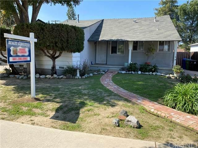 6941 Donna Ave., Reseda, CA 91335 (#SR21047419) :: Millman Team
