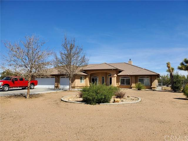 7825 Foley Road, Oak Hills, CA 92344 (#IG21047465) :: Blake Cory Home Selling Team
