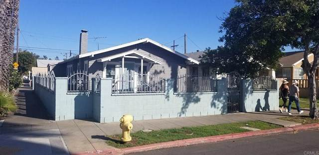3995 Texas Street, San Diego, CA 92104 (#PTP2101536) :: The Costantino Group   Cal American Homes and Realty