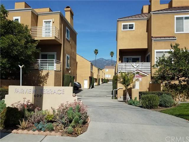 609 Fairview Avenue #8, Arcadia, CA 91007 (#TR21047538) :: Power Real Estate Group
