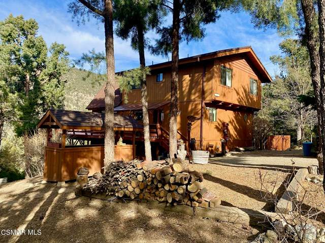 13901 Yellowstone Drive, Pine Mountain Club, CA 93222 (#221001191) :: Millman Team