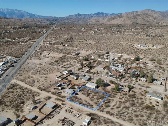 123 Bella Vista Drive, Morongo Valley, CA 92256 (#JT21047601) :: Doherty Real Estate Group