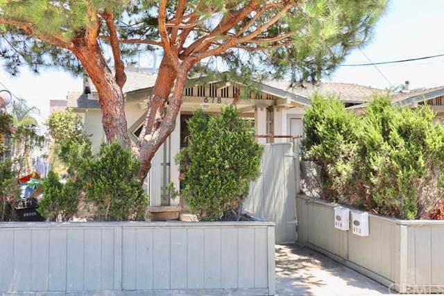 672 Junipero Avenue, Long Beach, CA 90814 (#PW21047635) :: Hart Coastal Group