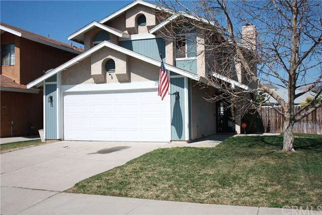 25398 Old Farm Street, Moreno Valley, CA 92553 (#IV21047434) :: Realty ONE Group Empire