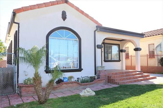 1452 W 91st Street, Los Angeles (City), CA 90047 (#IN21047837) :: Hart Coastal Group
