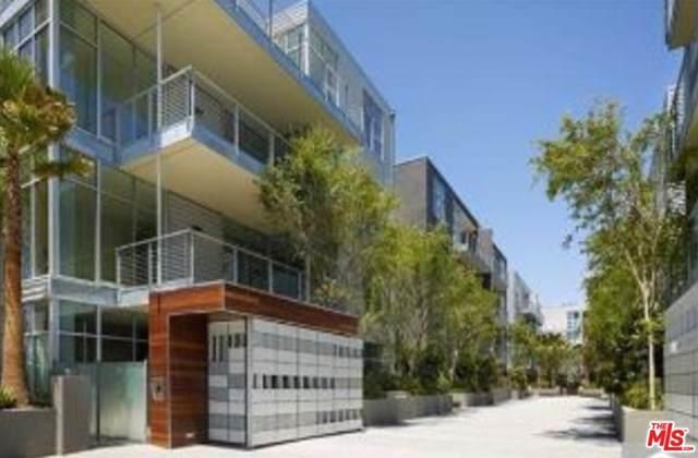 4080 Glencoe Avenue #217, Marina Del Rey, CA 90292 (#21701920) :: Hart Coastal Group
