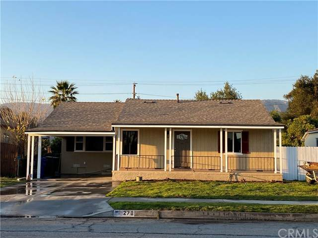 278 E Alexander Avenue, San Bernardino, CA 92404 (#IV21047941) :: Millman Team