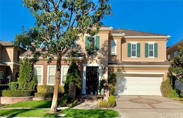 17 Buellton, Irvine, CA 92602 (#OC21047964) :: The Kohler Group