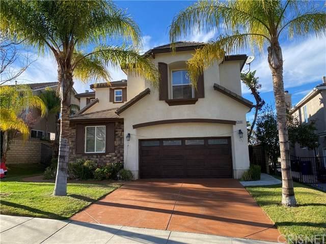 29161 Garnet Canyon Drive, Saugus, CA 91390 (#SR21048490) :: Zember Realty Group