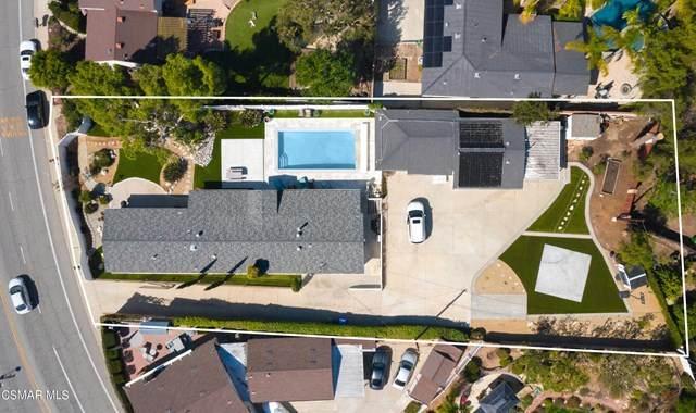 1641 E Hillcrest Drive, Thousand Oaks, CA 91362 (#221001204) :: eXp Realty of California Inc.