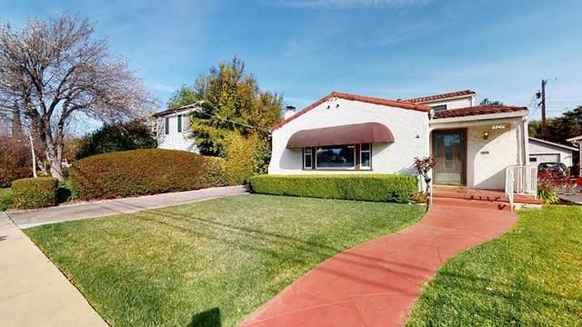 520 Frances Street, Sunnyvale, CA 94086 (#ML81833123) :: Millman Team