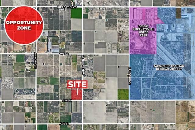 0 Van Buren St & Ave 60, Thermal, CA 92274 (#219058532DA) :: Koster & Krew Real Estate Group | Keller Williams