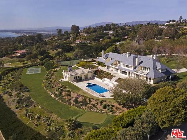 3201 Campanil Drive, Santa Barbara, CA 93109 (#21701794) :: Mainstreet Realtors®