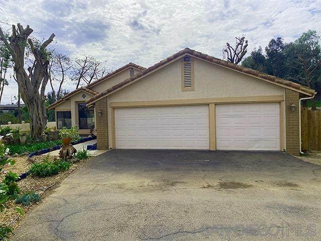 3145 El Ku Ave, Escondido, CA 92025 (#210006018) :: Koster & Krew Real Estate Group | Keller Williams