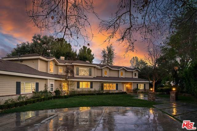 23617 Long Valley Road, Hidden Hills, CA 91302 (#21701976) :: eXp Realty of California Inc.